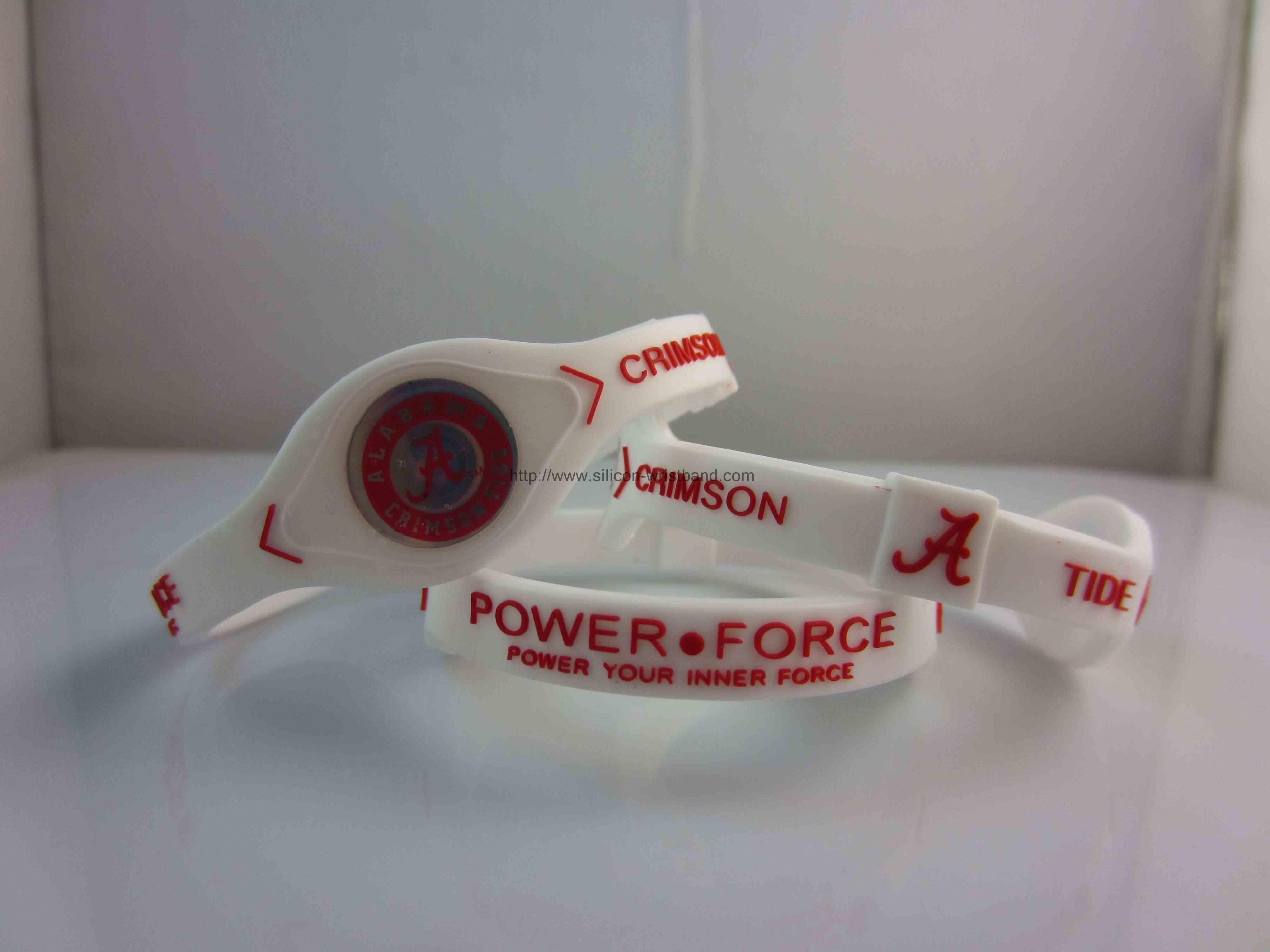 The origin of cancer silicone wristband