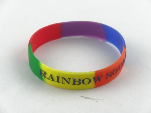 fundraising silicone bracelets
