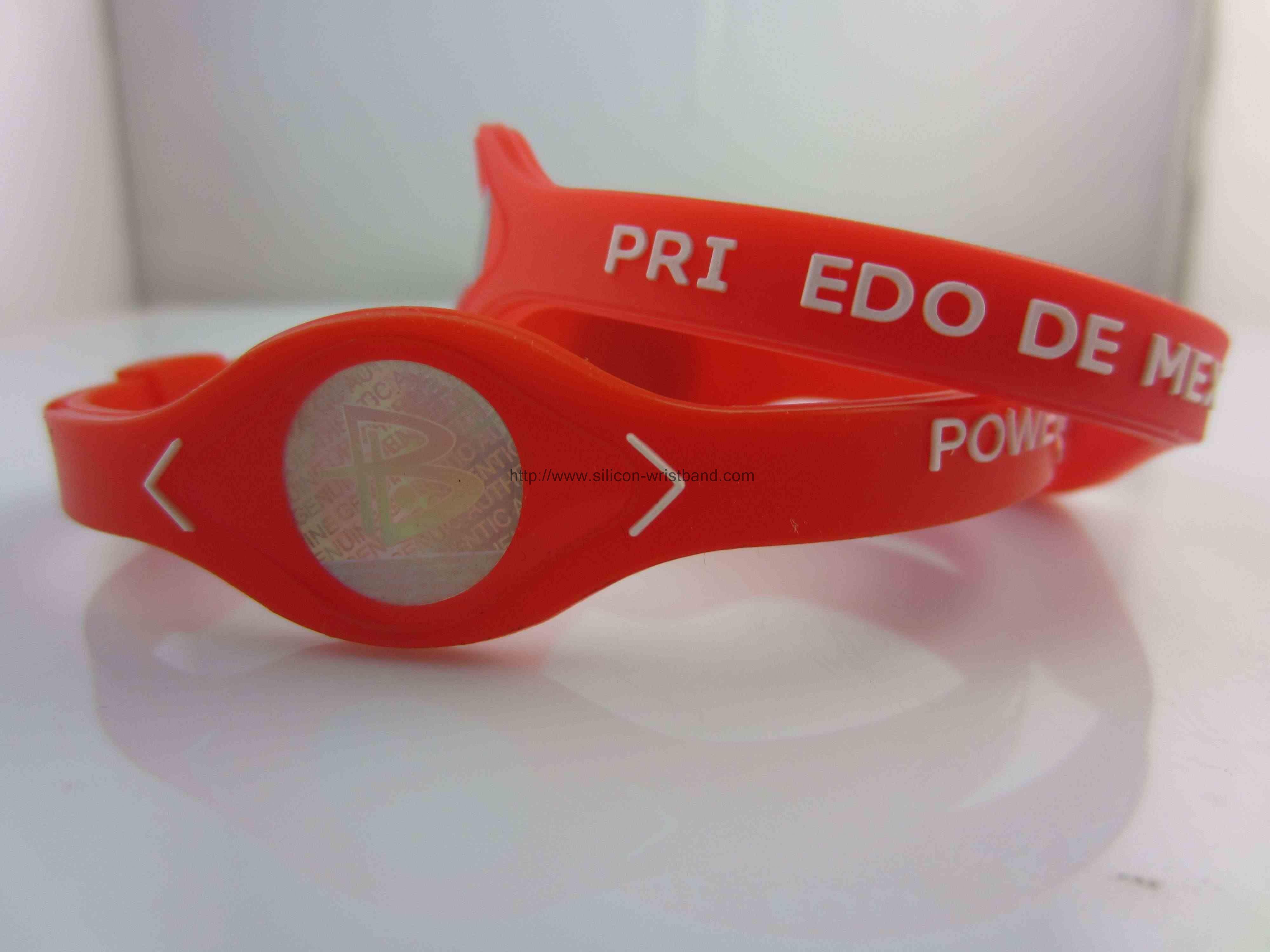 rubber cancer bracelets