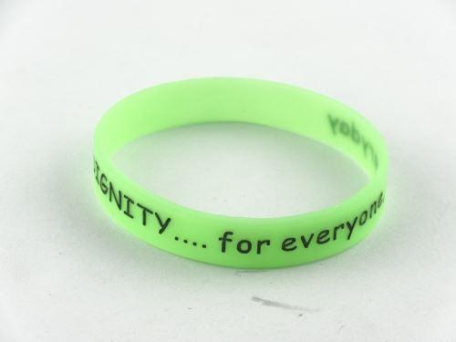 make plastic bracelets