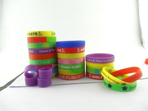 silicone bracelets xxl
