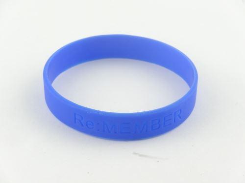 24 hour rubber bracelets