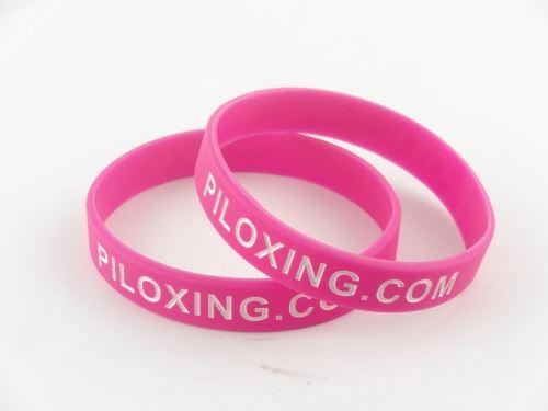 silicone wrist bracelets
